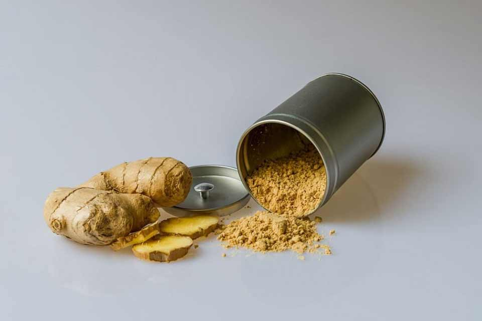 5 Best Foods to Improve Digestion ginger